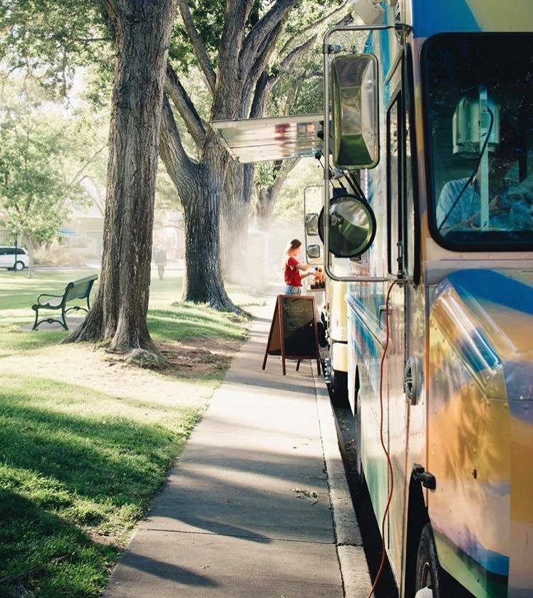 food truck cater catering wedding