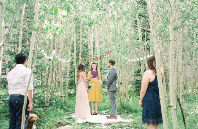 New Mexico Elopement